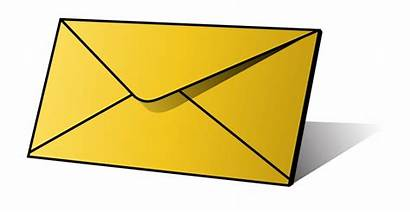 Envelope Clip Paper Clipart Computer Transparent Icons