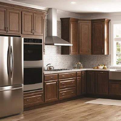 kitchen cabinet stain colors home depot kitchen cabinets color gallery at the home depot