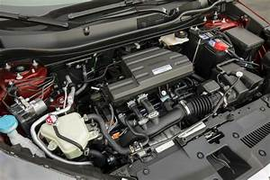 A Look Under The Hood Of The 2018 Honda Cr