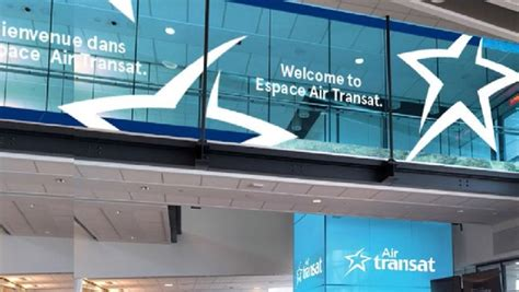 depart air transat montreal espace air transat opens at montreal trudeau travelpulse