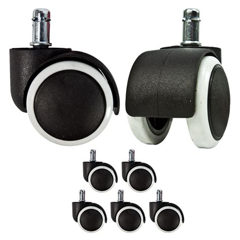 desk chair replacement wheels 5 rubber replacement swivel wheel office chair casters