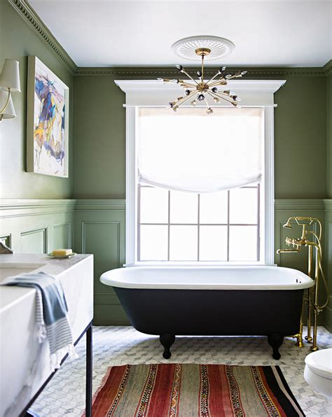 Bathroom Decor Ideas by Olive Green Bathroom Decor Ideas For Your Luxury Bathroom