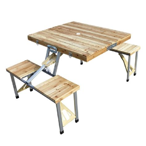 pine wood folding table one folding table portable