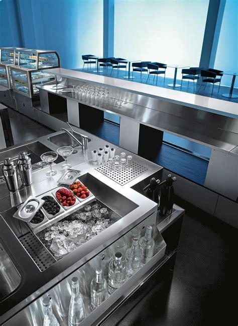 designer kitchen equipment cocktail station gelato pastry 3238