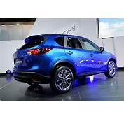 All New Mazda CX 5 Crossover Makes Its World Premiere In