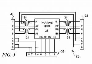 0b55a4 Network Hub Wiring Diagram