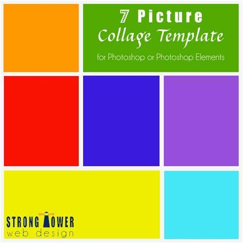 photo collage templates  psd vector eps ai