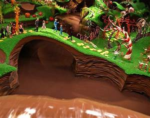 Places of Fancy: Where Is Willy Wonka's Chocolate Factory?