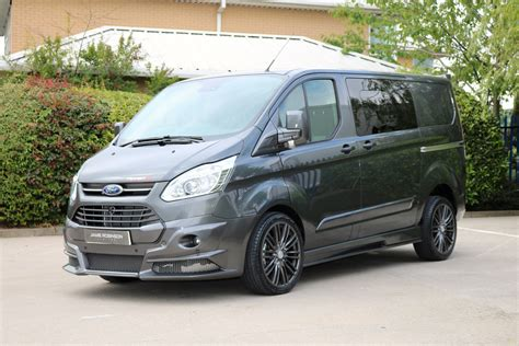 New Ford Transit Custom Gt