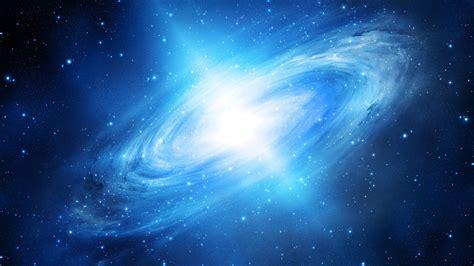 An Amazing Blue Galaxy Wallpaper 4k Uhdtv Wallpaper