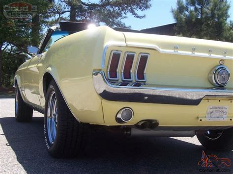 amazing mustang v8 amazing 1967 mustang convertible rotisserie restored low