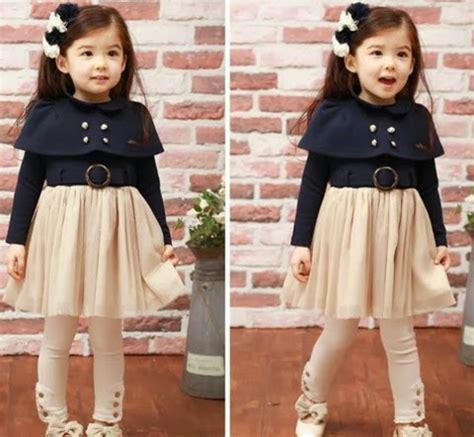 7 contoh gambar model baju anak perempuan modis terbaru 2016