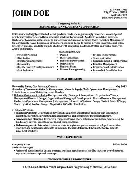 Sle Resume Logistics Officer by Logistics Professional Resume Format Resume 28 Images