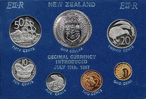 Celebrating 50 Years Of Decimal Currency With