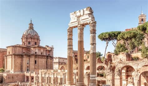 Forum romain à Rome : ce qu'il faut savoir sur cette ...