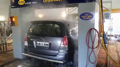 Kre Brushless Car Wash Youtube