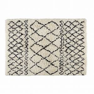 tapis laine ecru With tapis berbere avec canapé made in design