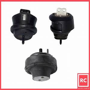 Engine Motor  U0026 Trans Mount Set 3pcs For 1993