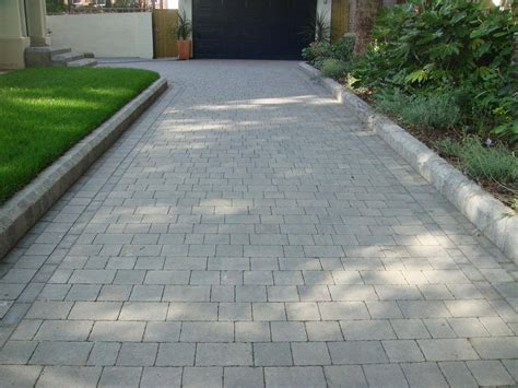 patio paving options block paving abel landscaping