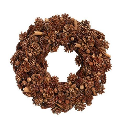 pine cone wreath creative ideas  diy wreaths