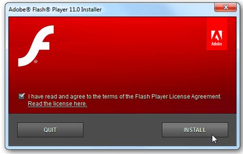 All versions of adobe flash player adobe flash player is the software that powers many online media and games, in addition to files with swf and flv formats on your pc. Adobe releases Flash 11 and Air 3 betas