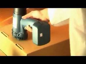 EBS-250 handheld inkjet printer - YouTube