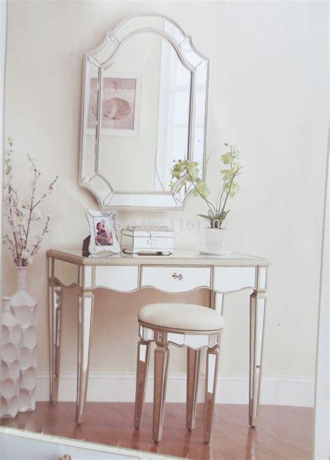 vanity mirror dresser set aliexpress buy mr 401007 mirrored dressing set