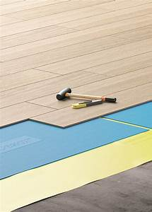 Skladba garážové podlahy