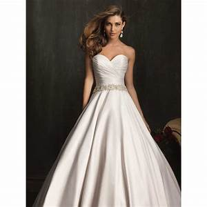 allure bridals 9065 a line size 12 sample sale wedding With wedding dress sample size