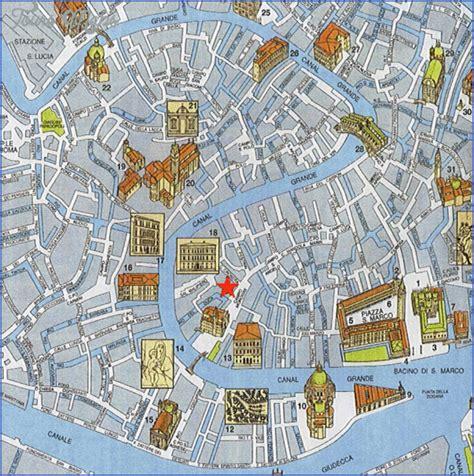venice map toursmapscom