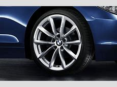1x BMW Genuine Alloy Wheel 19
