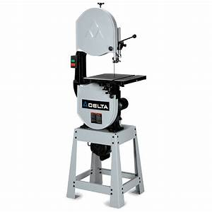 Shop DELTA 13 75-in 8-Amp Stationary Band Saw at Lowes com