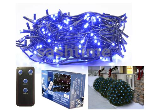 christmas icicle snowing led outdoor xmas party remote