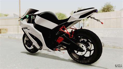 Modification Kawasaki Zx10 R by Kawasaki Zx 10r Modification For Gta San Andreas