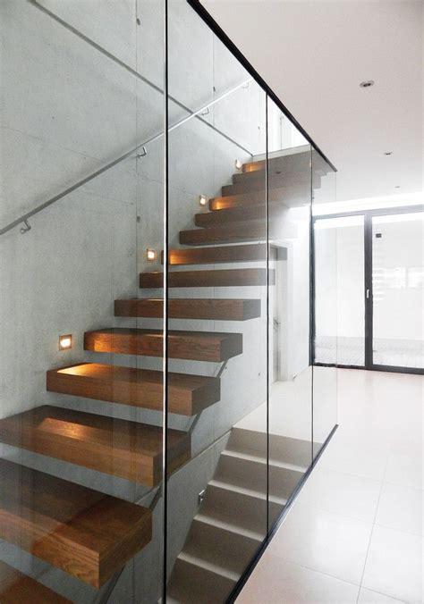 Moderne Treppen Innen by Haus Md Flur Diele Unlimited Architekten Haus