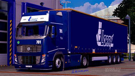 volvo lorries volvo fh ets 2 mods part 5