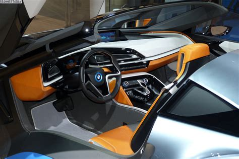 Modifikasi Bmw I8 Coupe by Mobil Listrik Roadster Bmw I8 Spyder Siap Di Produksi