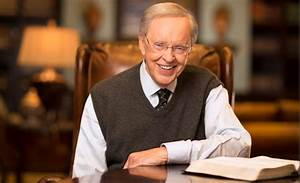CHARLES STANLEY: If the Foundations Are Destroyed ...