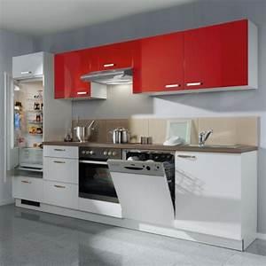 Küchenzeile Mit Aufbau : k chenzeile komplett mit elektroger te 300 cm stellmass ~ Eleganceandgraceweddings.com Haus und Dekorationen