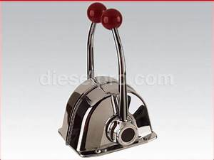 308602 P Dual Function Twin Lever Marine Engine Control D Mt3