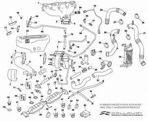 2003 Mazda Protege5 Engine Diagram