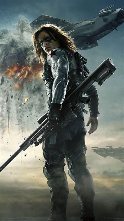 Soldier Winter Wallpapers Bucky Barnes