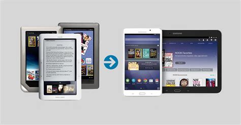 Got An Old Nook? Trade It In At Barnes & Noble For Tablet