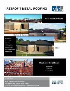 U201cretrofit Metal Roofing U201d Guide Is Offered By U2026