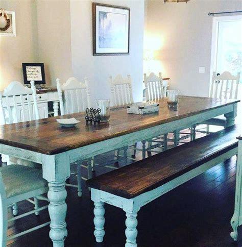 peinture table cuisine 8 façons simple de transformer une table à manger diy
