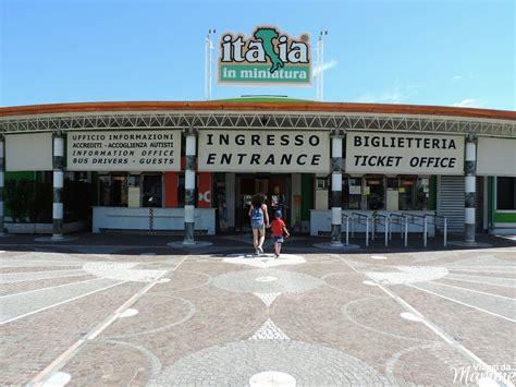ingresso italia in miniatura italia in miniatura rimini parco divertimenti con bambini