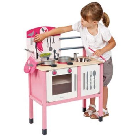 Maxi cuisine mademoiselle Janod J06533 - la fu00e9e du jouet