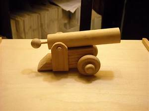 Making a Toy Cannon (Part 1) ~ Toy Making Dad