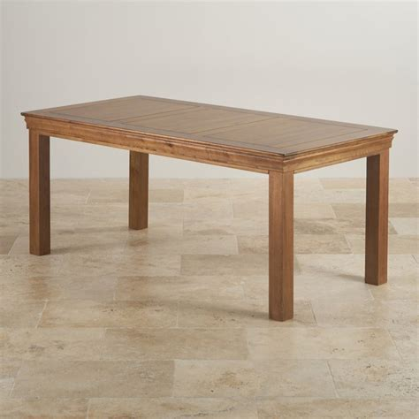 solid oak farmhouse dining table french farmhouse 6ft dining table rustic solid oak