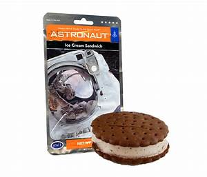 AMNH Shop Astronaut Ice Cream Sandwich